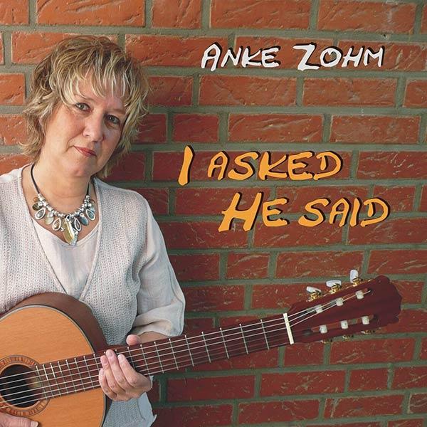 CD I asked he said von Anke Zohm.