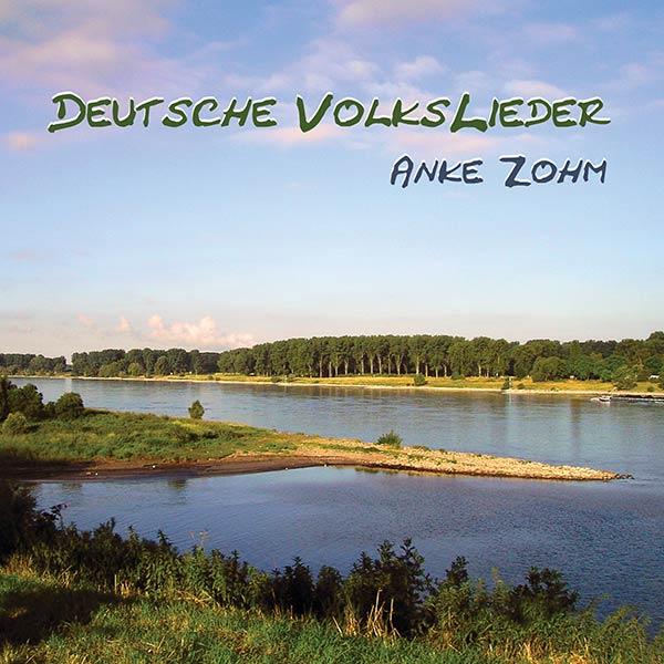 CD Deutsche Volkslieder - Anke Zohm