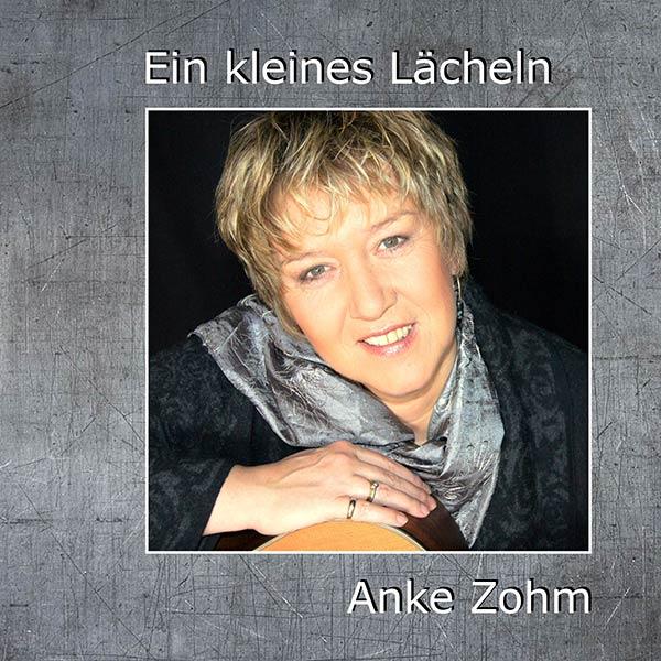 CD von Anke Zohm: Ein kleines Lächeln.