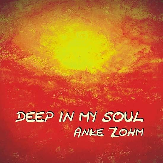 CD Deep in my soul von Anke Zohm.